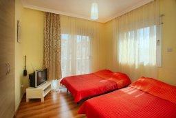 Спальня 2. Кипр, Нисси Бич : Красивая вилла с 2-мя спальням, с большим частным бассейном, традиционной глиняной печью и частной парковкой