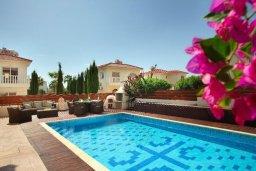 Бассейн. Кипр, Нисси Бич : Красивая вилла с 2-мя спальням, с большим частным бассейном, традиционной глиняной печью и частной парковкой