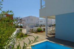 Территория. Кипр, Фиг Три Бэй Протарас : Красивая двухэтажная вилла с 5-мя спальнями, с открытым частным бассейном и патио, расположена в тихом районе Протараса
