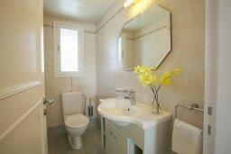 Туалет. Кипр, Санрайз Протарас : Прекрасная вилла с 6-ю спальнями, с открытым частным бассейном, крытой верандой и панорамным видом на Средиземное море