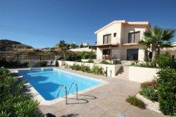 Бассейн. Кипр, Писсури : Благоустроенная вилла для 6-ти человек с 3-мя спальнями с открытым плавательным бассейном и ландшафтным садом