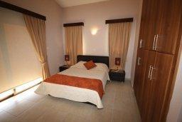 Спальня 3. Кипр, Писсури : Благоустроенная вилла для 6-ти человек с 3-мя спальнями с открытым плавательным бассейном и ландшафтным садом
