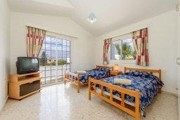 Спальня 2. Кипр, Нисси Бич : Восхитительная 3-спальная вилла с частным бассейном, расположена в самом центре Айя-Напы, всего в нескольких минутах ходьбы от пляжа