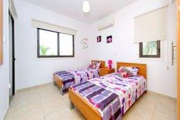 Спальня 2. Кипр, Санрайз Протарас : Современная вилла с 3-мя спальнями, с открытым частным бассейном и прекрасным садом с пальмами