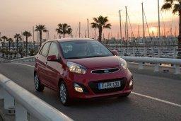 Kia Picanto 1.2 автомат : Кипр