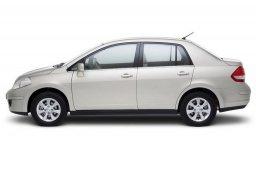Nissan Tiida 1.5 автомат : Кипр
