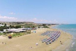 Пляж Larnaka Bay CTO beach в Пиле / Декелия роуд