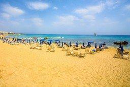 Пляж Фиг Три Бэй / Fig Tree Bay Beach в Фиг Три Бэйе (Протарас)