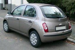 Nissan Micra 1.3 автомат : Кипр