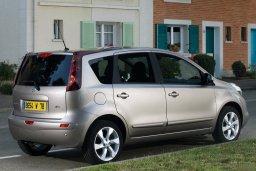 Nissan Note 1.4 механика : Кипр