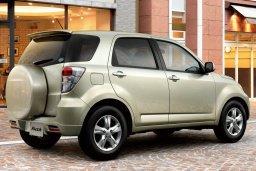Toyota Rush 1.6 автомат : Кипр