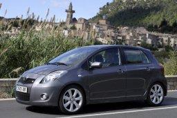 Toyota Yaris 1.3 механика : Кипр