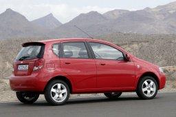 Chevrolet Kalos 1.4 автомат : Кипр