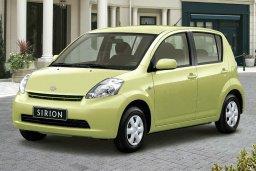 Daihatsu Sirion 1.4 автомат : Кипр