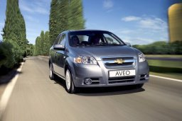Chevrolet Aveo 1.4 механика : Кипр