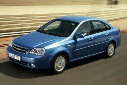 Chevrolet Lacetti 1.6 автомат : Кипр