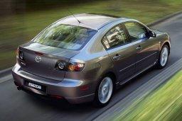 Mazda 3 1.6 автомат : Кипр