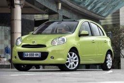 Nissan Micra 1.2 автомат : Кипр