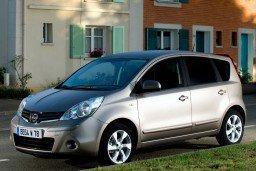 Nissan Note 1.5 автомат : Кипр