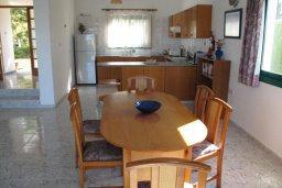 Кухня. Кипр, Полис город : Уютная вилла с 2-мя спальнями, с бассейном, тенистой террасой с патио и барбекю, расположена в Лачи