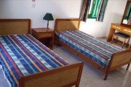 Спальня 2. Кипр, Полис город : Уютная вилла с 2-мя спальнями, с бассейном, тенистой террасой с патио и барбекю, расположена в Лачи