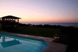 Кипр, Помос : Потрясающая вилла с панорамным видом на море, с 3-мя спальнями,  с бассейном, патио и барбекю, расположена в Полисе