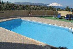 Бассейн. Кипр, Полис город : Комфортабельная вилла с 2-мя спальнями, с бассейном, тенистой террасой с патио и барбекю, расположена в Лачи