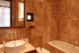 Ванная комната. Кипр, Св. Рафаэль Лимассол : Таунхаус с 2-мя спальнями, в комплексе с бассейном, расположен в Лимассоле