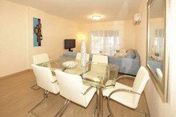 Гостиная. Кипр, Гермасойя Лимассол : Апартамент в 20 метрах от пляжа, с гостиной, двумя спальнями и двумя ванными комнатами
