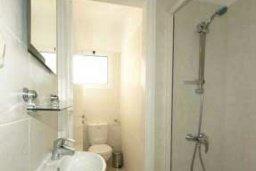 Ванная комната 2. Кипр, Гермасойя Лимассол : Апартамент в 20 метрах от пляжа, с гостиной, двумя спальнями и двумя ванными комнатами