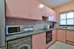 Кухня. Кипр, Дасуди Лимассол : Трехуровневый мезонет с большой гостиной, тремя отдельными спальнями и двумя ванными комнатами, для 6 человек