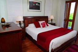 Спальня. Кипр, Афродита Хиллз : Вилла с 3-мя спальнями, с бассейном и приватным двориком, расположена в Афродита Хиллз