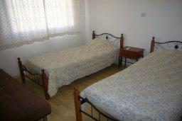 Спальня 2. Кипр, Мутаяка Лимассол : Мезонет с гостиной и двумя отдельными спальнями