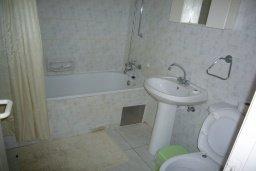 Ванная комната. Кипр, Мутаяка Лимассол : Мезонет с гостиной и двумя отдельными спальнями