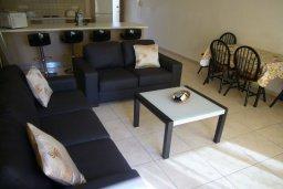 Гостиная. Кипр, Гермасойя Лимассол : Мезонет с гостиной и двумя отдельными спальнями
