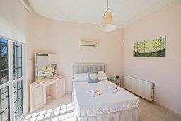 Спальня 3. Кипр, Санрайз Протарас : Роскошная вилла с 5-ю спальнями, с бассейном, беседкой с летней кухней и тренажерным залом