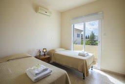 Спальня 3. Кипр, Каппарис : Вилла у моря 3 спальни, с большим бассейном и приватной территорией, барбекю и садовой мебелью