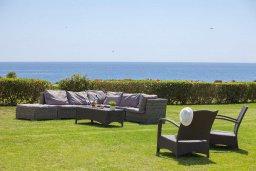 Территория. Кипр, Фиг Три Бэй Протарас : Потрясающая вилла на побережье в средиземноморском стиле с 6-ю спальнями, с бассейном, джакузи и с сауной, с потрясающим панорамным видом на море, расположена у залива Fig Tree Bay
