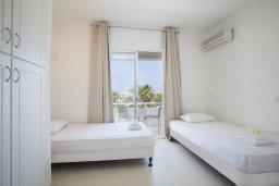 Спальня 2. Кипр, Санрайз Протарас : Традиционная вилла с 2-мя спальнями, с уютным двориком,  меблированной верандой с великолепным видом на море, расположена в самом центре Протараса
