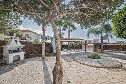 Территория. Кипр, Сиренс Бич - Айя Текла : Прекрасная современная вилла с 3-мя спальнями, с частным бассейном, просторным садом с патио и барбекю