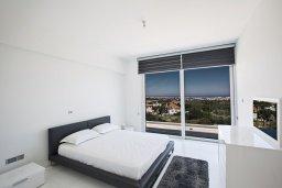 Спальня 2. Кипр, Санрайз Протарас : Шикарная вилла с панорамным видом на море, с 3-мя спальнями, с большим бассейном, солнечной террасой с патио и  барбекю