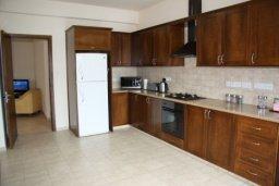Кухня. Кипр, Писсури : Вилла с бассейном и большой зеленой лужайкой, 3 спальни, 3 ванные комнаты, место для барбекю, парковка, Wi-Fi