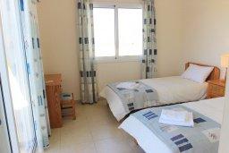 Спальня 2. Кипр, Аргака : Уютная вилла с видом на море, с 3-мя спальнями, с бассейном и барбекю, расположена сего в 50 метрах от песчаного пляжа Argaka