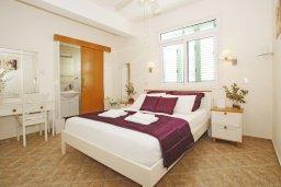 Спальня 3. Кипр, Каво Марис Протарас : Вилла, окруженная красивым садом, с 3-мя спальнями, солнечной террасой с патио и барбекю