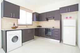 Кухня. Кипр, Коннос Бэй : Уютная вилла с 3-мя спальнями, с бассейном и приватным двориком с патио, расположена у национального парка Cape Greco