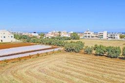 Вид. Кипр, Каппарис : Уютный апартамент с гостиной, двумя спальнями и балконом с видом на море