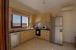 Кухня. Кипр, Нисси Бич : Прекрасная вилла с 3-мя спальнями, с бассейном, солнечной террасой и барбекю