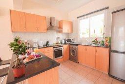 Кухня. Кипр, Корал Бэй : Уютная вилла с 3-мя спальнями, бассейном, патио и барбекю, расположена в тихом районе Coral Bay