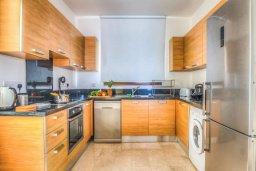Кухня. Кипр, Каво Марис Протарас : Роскошная вилла с панорамным видом на Средиземное море, с 4-мя спальнями, с бассейном, солнечной террасой и барбекю