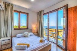 Спальня 2. Кипр, Каво Марис Протарас : Роскошная вилла с панорамным видом на Средиземное море, с 4-мя спальнями, с бассейном, солнечной террасой и барбекю